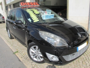 Renault Grand Scénic III 1.5 DCI LUXE 7L