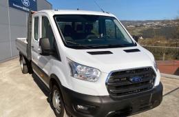 Ford Transit 350 L4 Cabine Dupla Trend