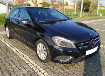 Mercedes-Benz Classe A 180 CDI AMG Line