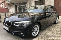 BMW 116 D - 30.000 KM - Nacional - Automático