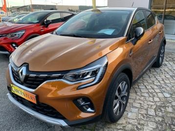 Renault Captur 1.0 TCe Exclusive + Pack Gps