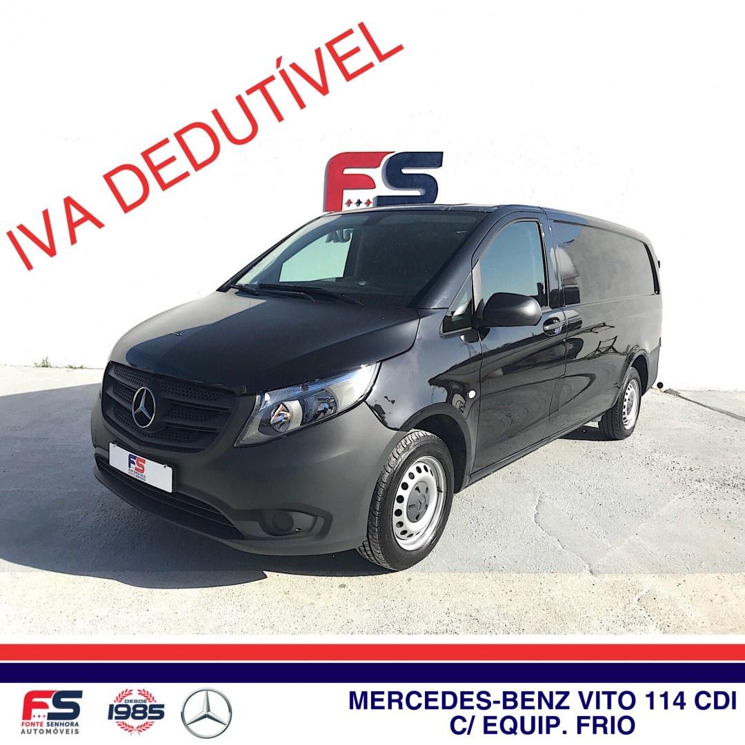 Mercedes-Benz Vito 114 CDI C/ EQUIP. FRIO