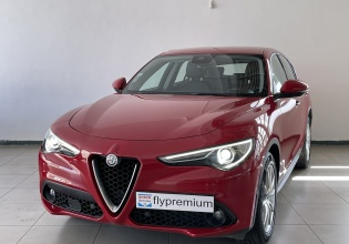 Alfa Romeo Stelvio Super 2.2 D AT8