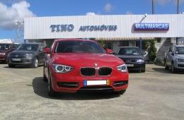 BMW 118 sport x drive