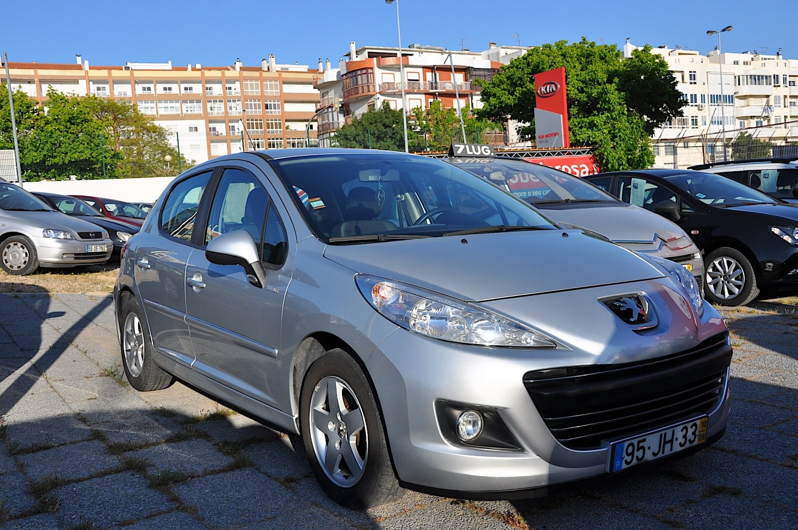 Peugeot 207 1.4Hdi Millesim 200