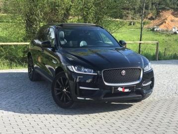 Jaguar F-pace 2.0 i4d r-sport awd aut.