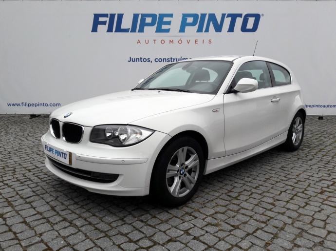 BMW Série 1 116 D Sport 3P