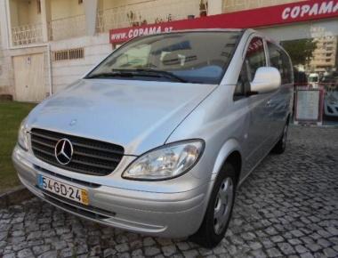 Mercedes-benz Vito VITO 111 CDI-32- 2.2 9 LUG