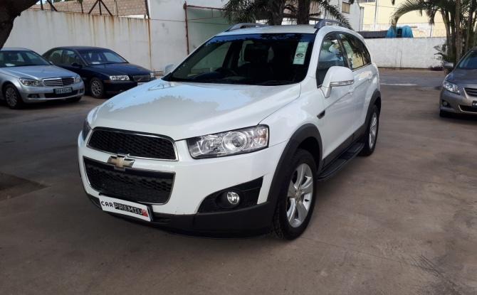 Chevrolet Captiva 2.4 AWD