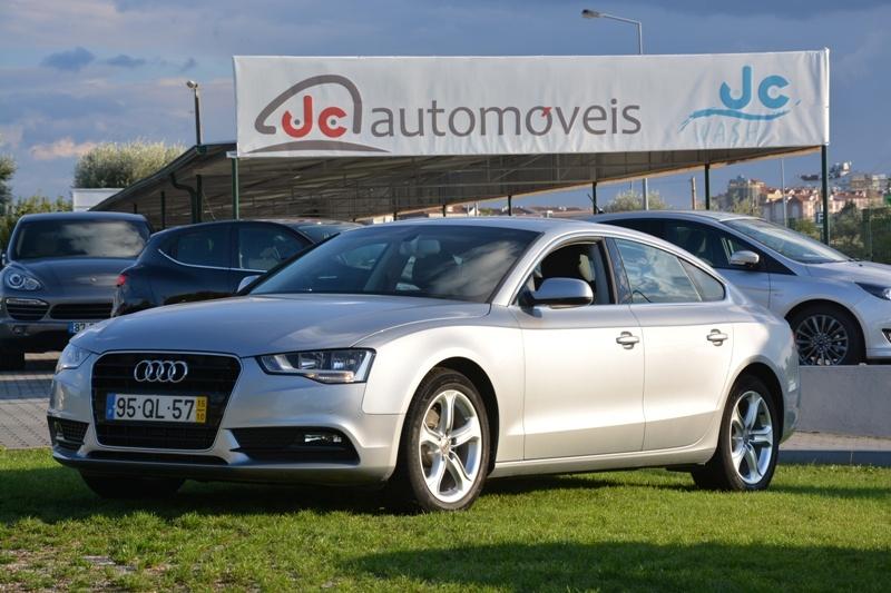 Audi A5 Sportback 2.0 TDI Business Line