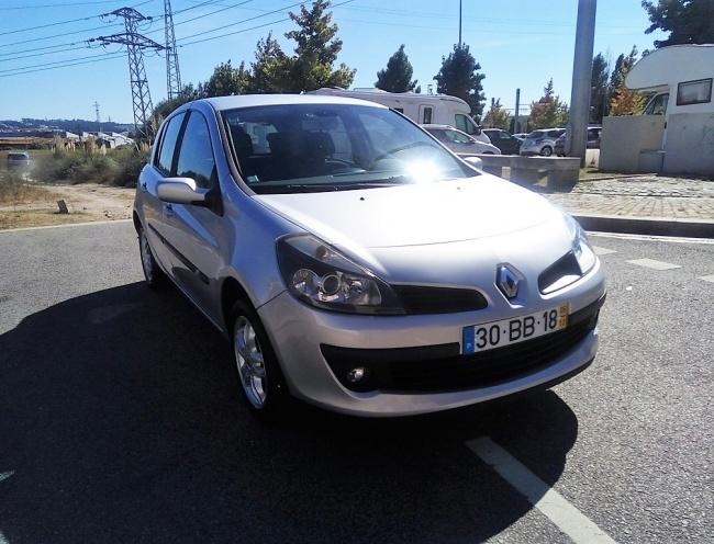 Renault Clio 1.2 16v Dynamique Luxe