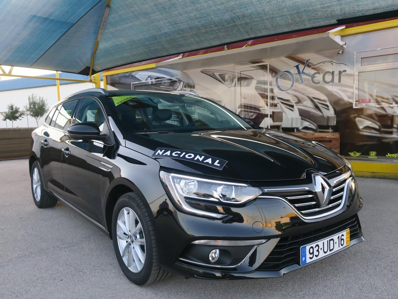 Renault Mégane Sport Tourer 1.5 dCi Intense GPS