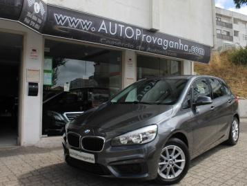 BMW Série 2 216d Advantage 116cv