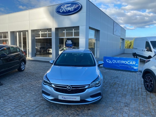 Opel Astra Sports Tourer, 2017