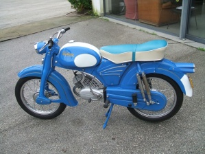 Zundapp Combinette Ciclomotor