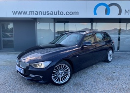 BMW 320 D Touring Efficinte Dynamics Line Morden GPS