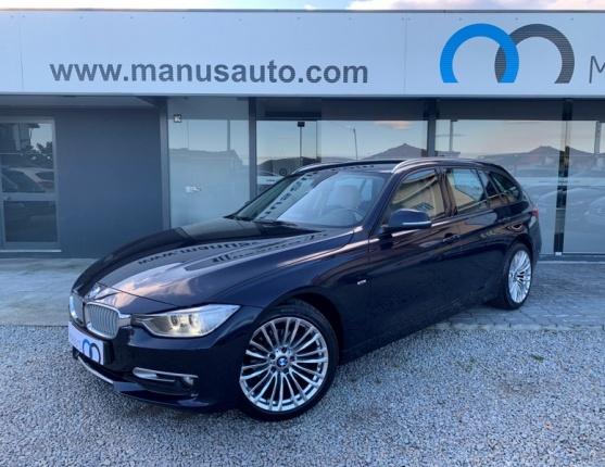 BMW 320, 2015