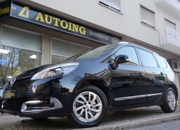 Renault Grand Scénic 1.5 DCI LUXE