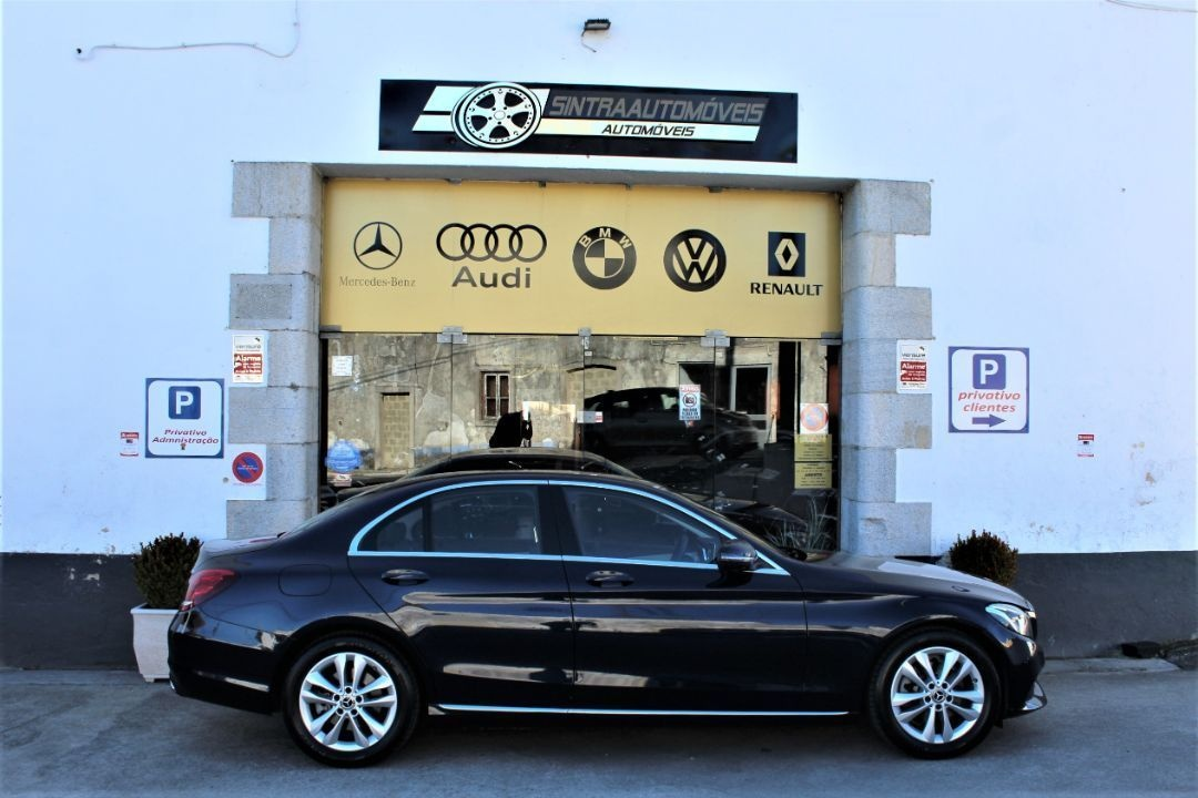 Mercedes-benz C 200 d Avantgarde+ Aut. 9G ( Motor Mercedes)