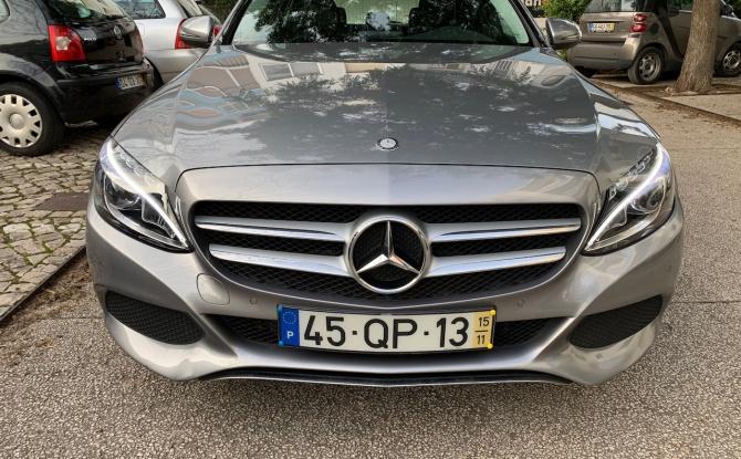 Mercedes-Benz C 350 E Station PHEV