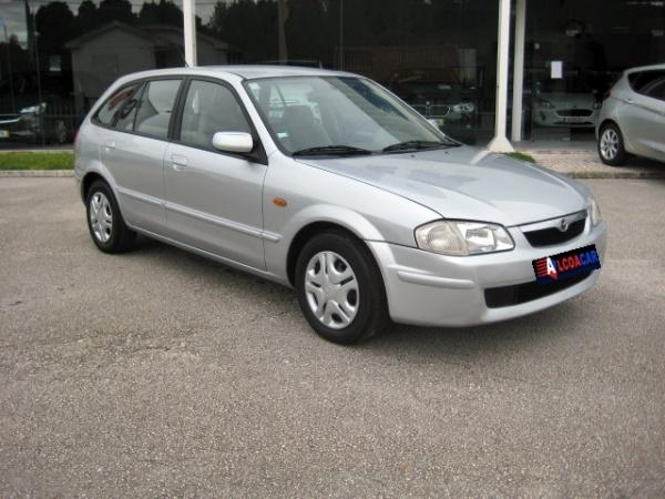 Mazda 323  F 1.5 GLX (90cv) (5p)