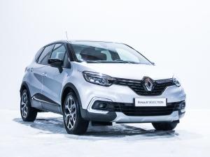 Renault Captur Exclusive TCE
