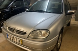 Citroën Saxo 1.1i Exclusive