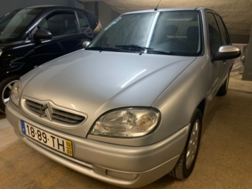 Citroën Saxo 1.1i Exclusive