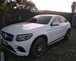 Mercedes-Benz GLC 250 AMG Coupe 4-matic