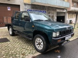 Nissan Pick Up Cabine Dupla
