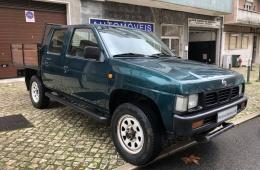 Nissan Pick Up Cabine Dupla