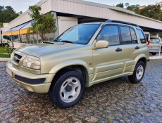 Suzuki Grand Vitara Metal Top 2.0 TDi