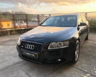 Audi A6 Avant 2.0 TDI S-LINE 140 CV  NACIONAL