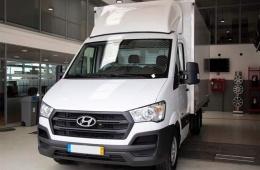 Hyundai H350 2.5 CRDi LWB Access