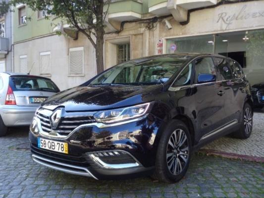 Renault Espace, 2015