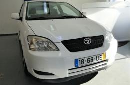 Toyota Corolla d-4d van