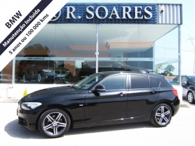 BMW 116 d EfficientDynamics Line Sport (116cv) (5p)