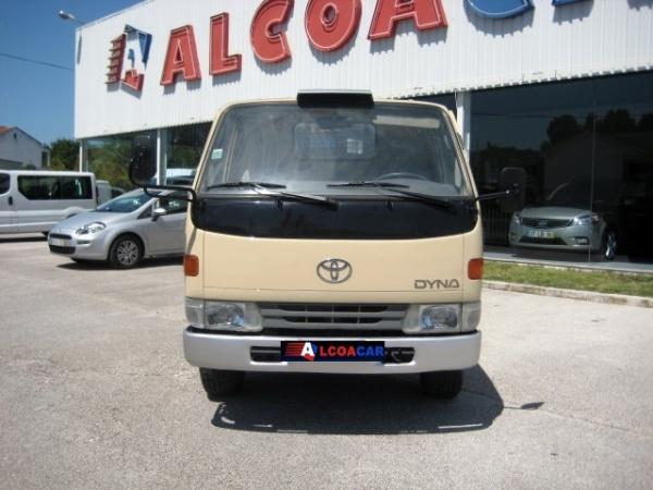 Toyota Dyna 150 D 100CV  Cx Aberta