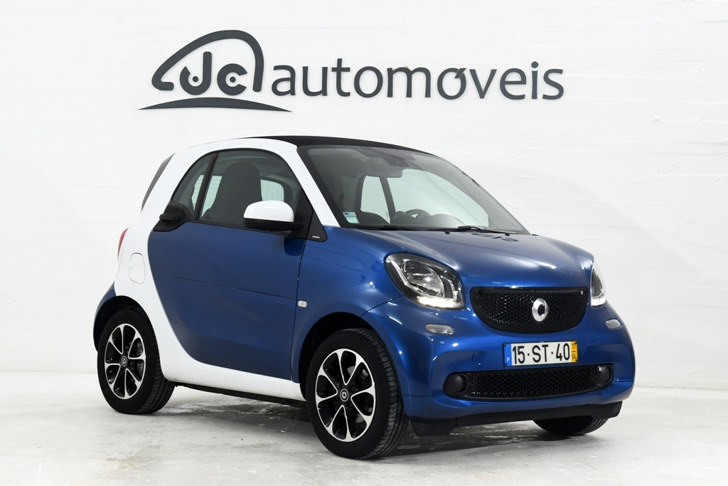 Smart ForTwo 0.9 Passion