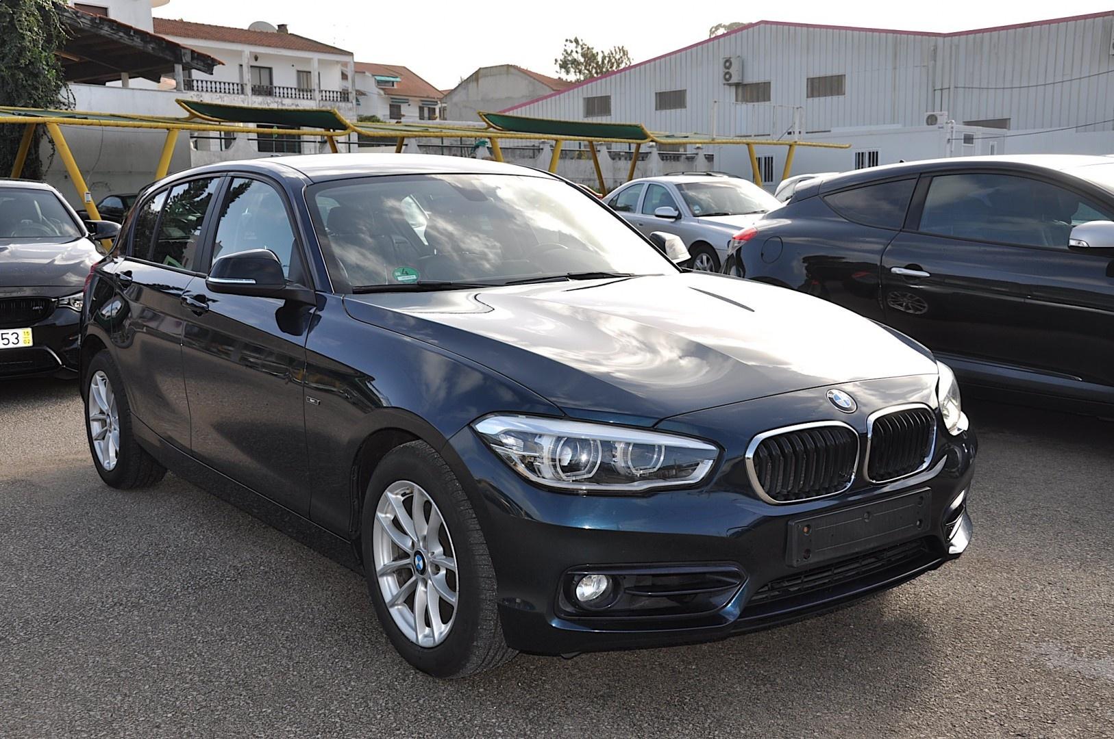BMW 118 d Sport 150CV
