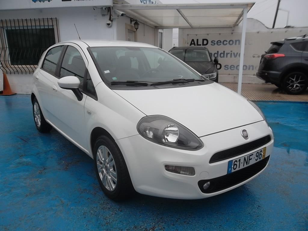 Fiat Punto 1.4 EASY GPL