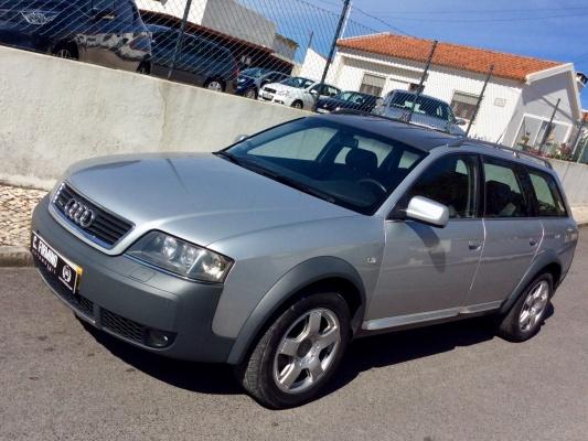 Audi A6 Allroad, 2002