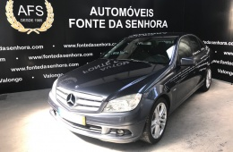 Mercedes-Benz C 200 CDi BlueEffi. Aut.