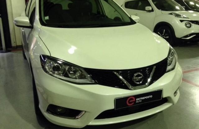 Nissan Pulsar 1.2DIG-T 115cv Acenta+Connect
