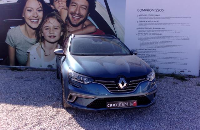 Renault Megane sport tourer 1.5 dCi Gt Line