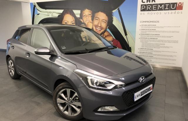 Hyundai I20 1.2 PANORAMA + NAVEGAÇÃO