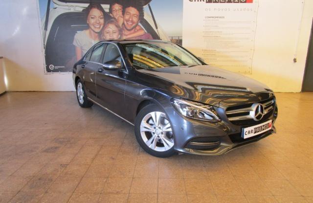 Mercedes-benz C 200 1.6 BLUETEC