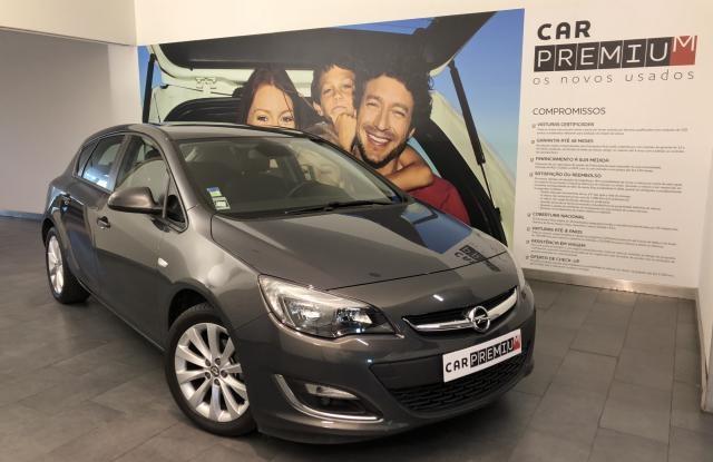 Opel Astra 1.3 CTDi Executive
