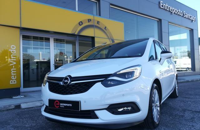 Opel Zafira Innovation 1.6 CDTI 136cv
