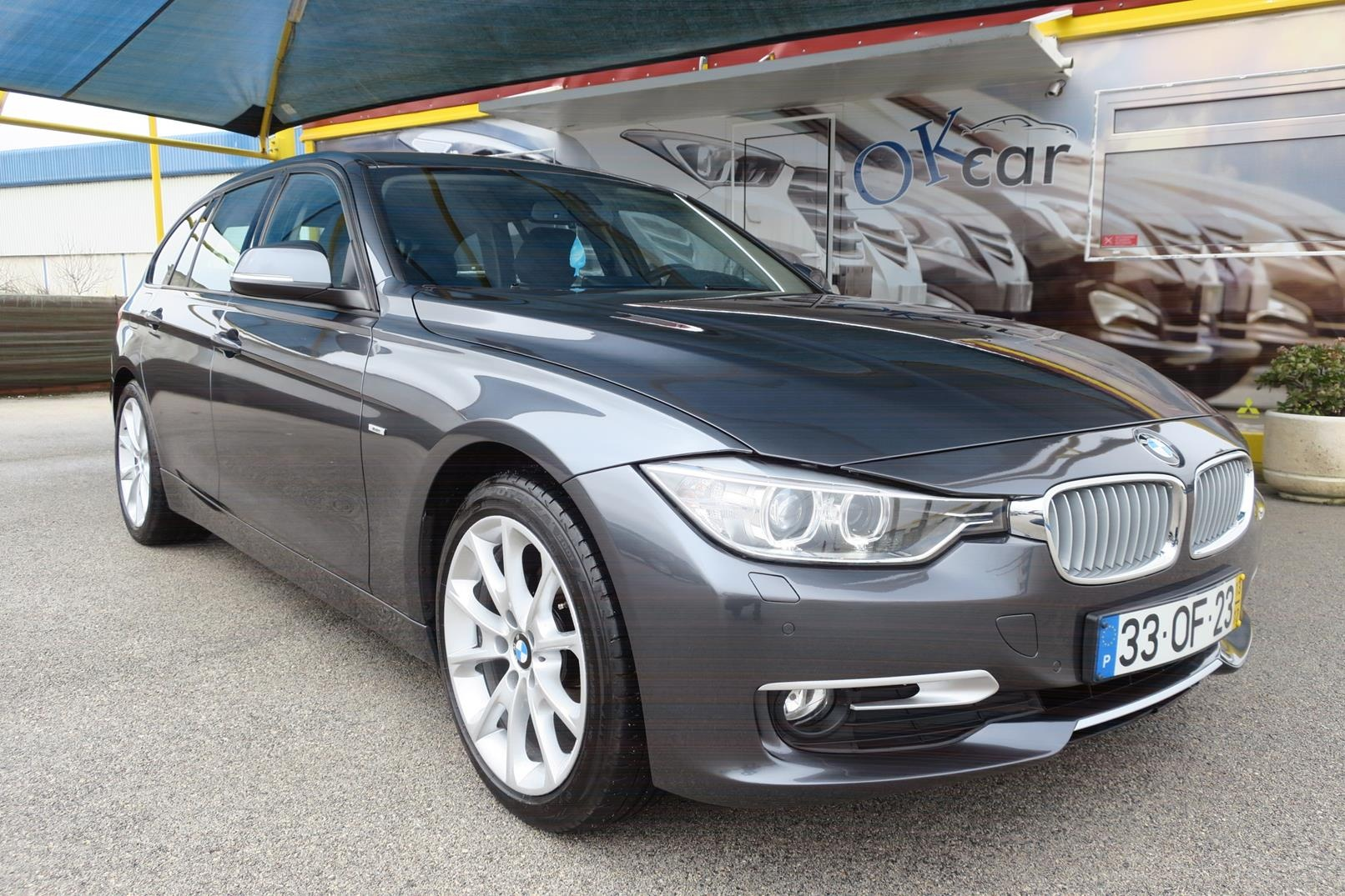 BMW 320 d Touring Auto Line Modern GPS